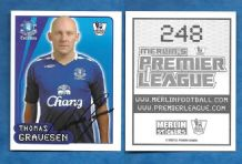 Everton Tommy Gravesen 248